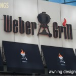 Signworld Review - Weber Grill